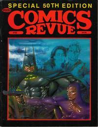 Cover Thumbnail for Comics Revue (Manuscript Press, 1985 series) #50