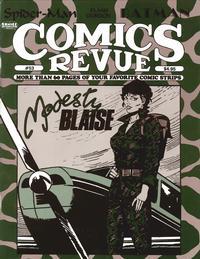 Cover for Comics Revue (Manuscript Press, 1985 series) #53