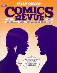 Cover for Comics Revue (Manuscript Press, 1985 series) #54
