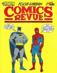 Cover Thumbnail for Comics Revue (Manuscript Press, 1985 series) #55