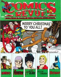 Cover Thumbnail for Comics Revue (Manuscript Press, 1985 series) #56