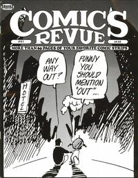 Cover for Comics Revue (Manuscript Press, 1985 series) #61