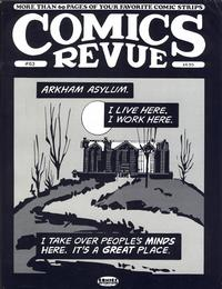 Cover Thumbnail for Comics Revue (Manuscript Press, 1985 series) #63