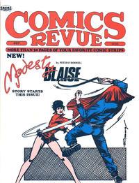Cover Thumbnail for Comics Revue (Manuscript Press, 1985 series) #67