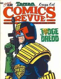 Cover for Comics Revue (Manuscript Press, 1985 series) #70