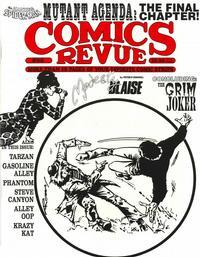 Cover Thumbnail for Comics Revue (Manuscript Press, 1985 series) #99