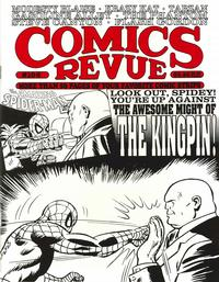 Cover Thumbnail for Comics Revue (Manuscript Press, 1985 series) #106
