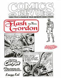 Cover for Comics Revue (Manuscript Press, 1985 series) #108