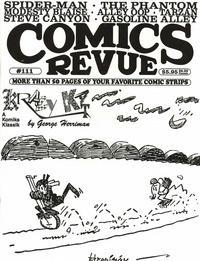 Cover for Comics Revue (Manuscript Press, 1985 series) #111