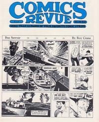 Cover Thumbnail for Comics Revue (Manuscript Press, 1985 series) #112