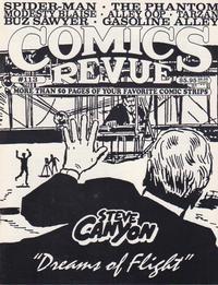 Cover Thumbnail for Comics Revue (Manuscript Press, 1985 series) #113