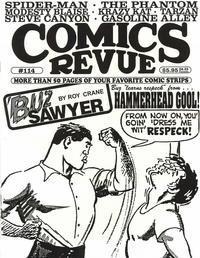 Cover Thumbnail for Comics Revue (Manuscript Press, 1985 series) #114