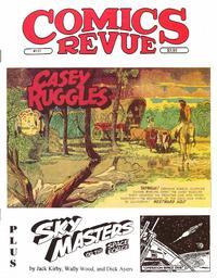 Cover Thumbnail for Comics Revue (Manuscript Press, 1985 series) #131