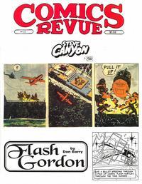 Cover Thumbnail for Comics Revue (Manuscript Press, 1985 series) #133