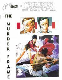Cover for Comics Revue (Manuscript Press, 1985 series) #134