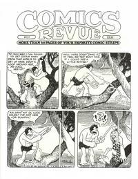 Cover Thumbnail for Comics Revue (Manuscript Press, 1985 series) #137
