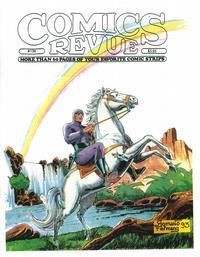 Cover for Comics Revue (Manuscript Press, 1985 series) #138