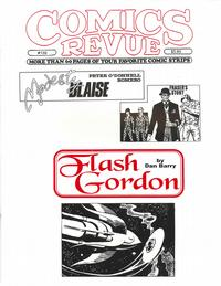 Cover Thumbnail for Comics Revue (Manuscript Press, 1985 series) #139