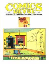 Cover Thumbnail for Comics Revue (Manuscript Press, 1985 series) #140