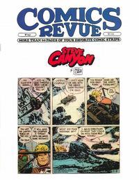 Cover for Comics Revue (Manuscript Press, 1985 series) #142