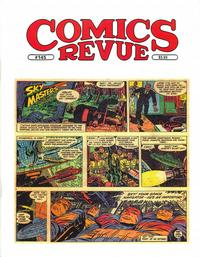 Cover Thumbnail for Comics Revue (Manuscript Press, 1985 series) #145