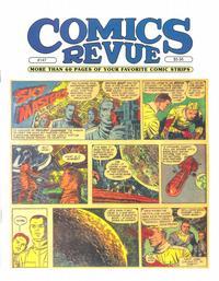Cover Thumbnail for Comics Revue (Manuscript Press, 1985 series) #147