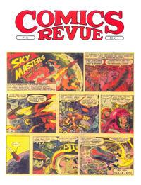 Cover Thumbnail for Comics Revue (Manuscript Press, 1985 series) #149