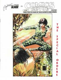 Cover Thumbnail for Comics Revue (Manuscript Press, 1985 series) #152
