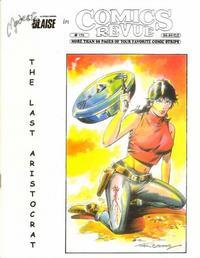 Cover Thumbnail for Comics Revue (Manuscript Press, 1985 series) #170