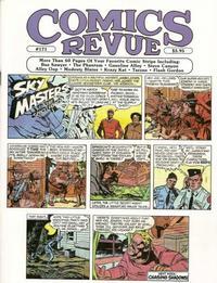 Cover for Comics Revue (Manuscript Press, 1985 series) #171