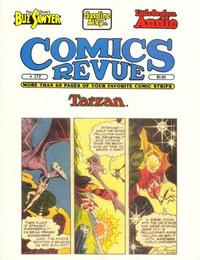Cover Thumbnail for Comics Revue (Manuscript Press, 1985 series) #172
