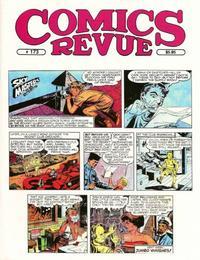 Cover for Comics Revue (Manuscript Press, 1985 series) #173