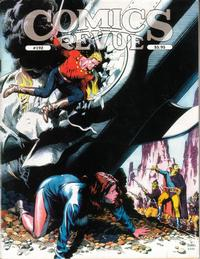 Cover Thumbnail for Comics Revue (Manuscript Press, 1985 series) #192