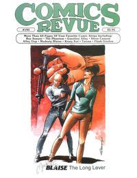 Cover Thumbnail for Comics Revue (Manuscript Press, 1985 series) #193