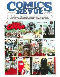 Cover Thumbnail for Comics Revue (Manuscript Press, 1985 series) #196