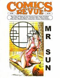Cover Thumbnail for Comics Revue (Manuscript Press, 1985 series) #198