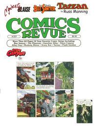 Cover Thumbnail for Comics Revue (Manuscript Press, 1985 series) #207