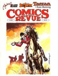 Cover Thumbnail for Comics Revue (Manuscript Press, 1985 series) #208