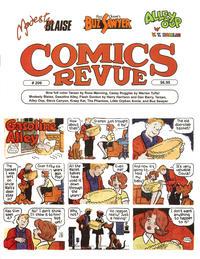 Cover Thumbnail for Comics Revue (Manuscript Press, 1985 series) #209