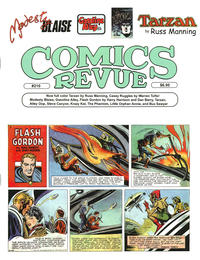 Cover for Comics Revue (Manuscript Press, 1985 series) #210