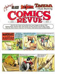 Cover Thumbnail for Comics Revue (Manuscript Press, 1985 series) #212