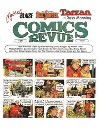 Cover Thumbnail for Comics Revue (Manuscript Press, 1985 series) #213