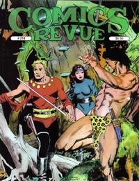 Cover for Comics Revue (Manuscript Press, 1985 series) #218