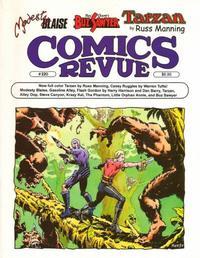 Cover for Comics Revue (Manuscript Press, 1985 series) #220