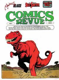 Cover Thumbnail for Comics Revue (Manuscript Press, 1985 series) #221