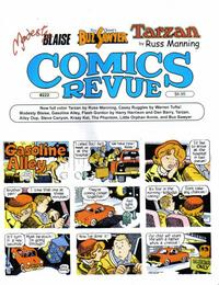 Cover Thumbnail for Comics Revue (Manuscript Press, 1985 series) #222