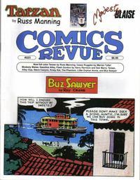 Cover Thumbnail for Comics Revue (Manuscript Press, 1985 series) #223