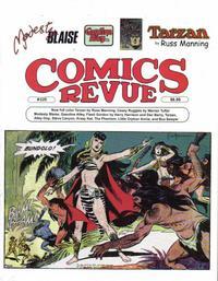 Cover for Comics Revue (Manuscript Press, 1985 series) #225
