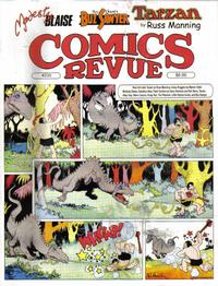 Cover Thumbnail for Comics Revue (Manuscript Press, 1985 series) #230