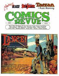 Cover Thumbnail for Comics Revue (Manuscript Press, 1985 series) #231